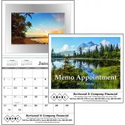 Memo Appointment with Picture Calendar