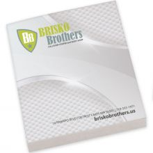 BIC 2 3/4 x 3 25 Sheet Adhesive Notepads