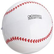 14'' Baseball Beach Ball