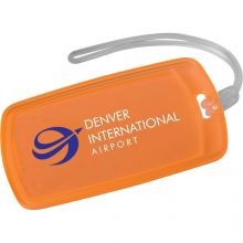 Traveler Rectangular Luggage Tags