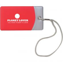 Mod Luggage Tags