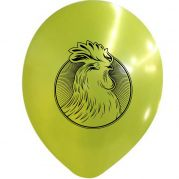 "11"" Metallic Latex Balloons"