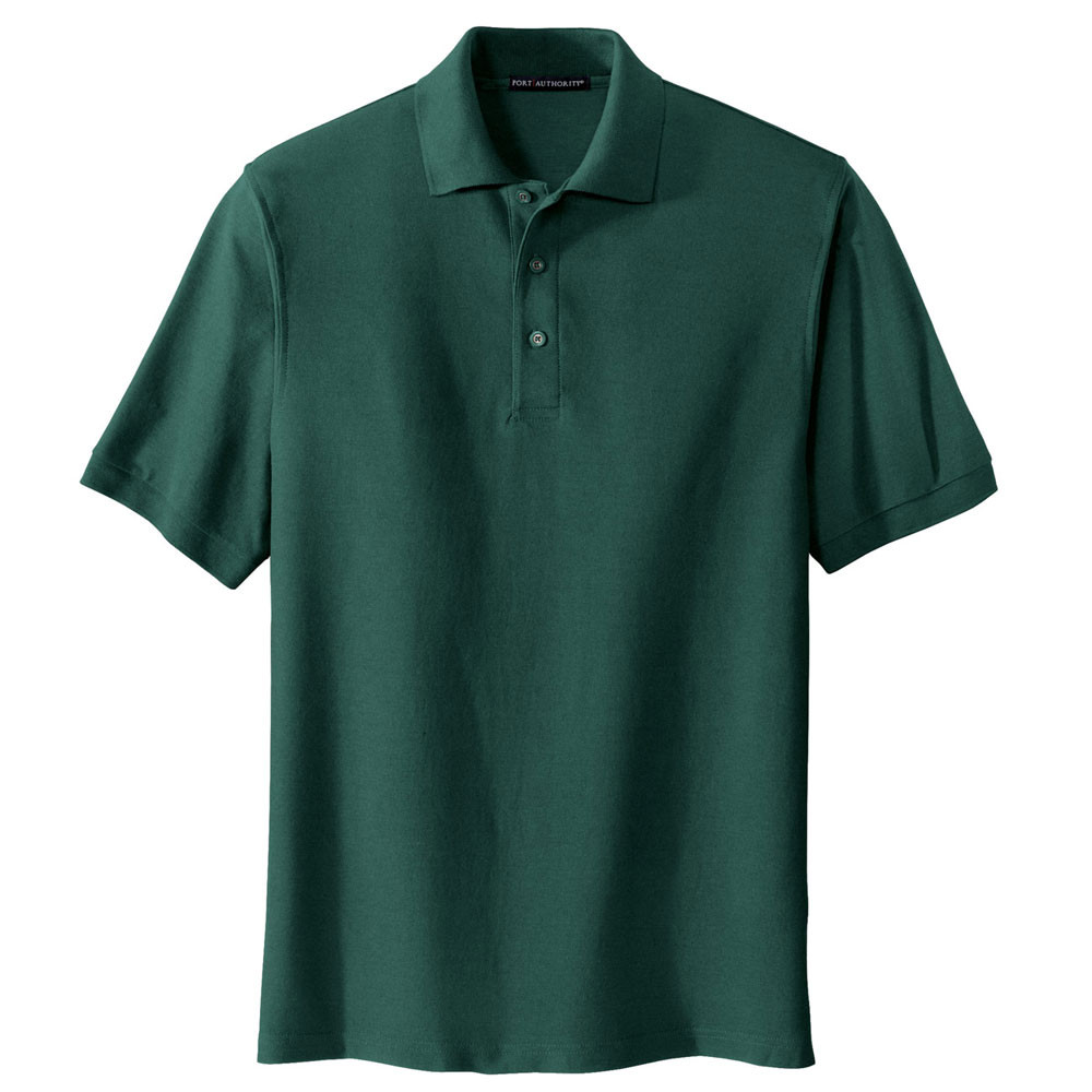 Custom Polo Shirt - Men's Silk Touch Polo Shirt | rushIMPRINT.