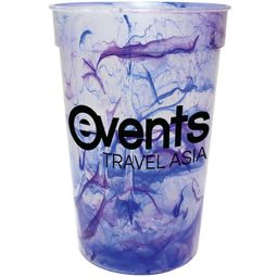 17 oz. Confetti Stadium Cups