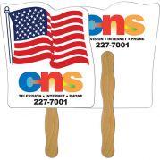 Flag Digital Econo Fans