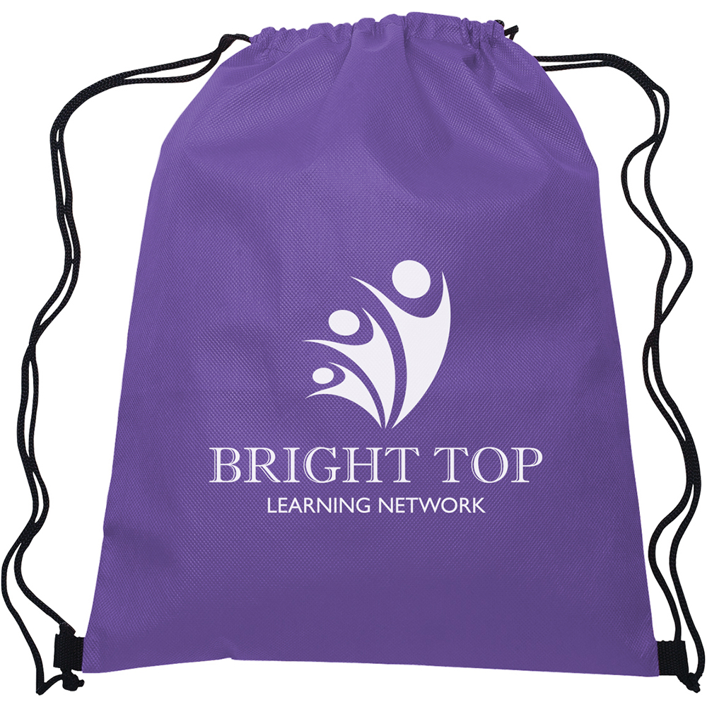 7a0223a451 Budget Custom Drawstring Backpack · Larger Image Click ...