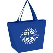 """Budget 20"""" Non Woven Tote Bag - Free 24-Hour Production"""