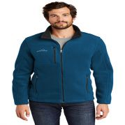 Eddie Bauer Full-Zip Fleece Custom Jackets