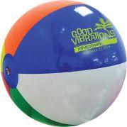16 Multi-Colored Beach Balls