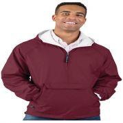 Unisex Classic Solid 1/4 Zip Pullover