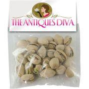 """Pistachios Candy Bag - 4"""" x 6"""""""