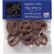 1 oz. Header Bag - Chocolate Pretzels