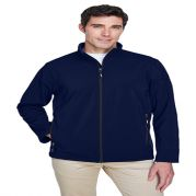 Cruise Core365 Men's 2-Layer Fleece Bonded Soft Shell Jacket