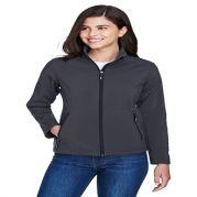 Cruise Core365 Women's 2-Layer Fleece Bonded Soft Shell Jacket