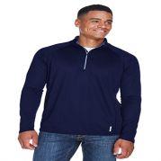 Radar Men's Half-Zip Performance Long Sleeve Top