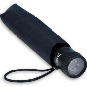 Rain or Shine Flashlight Umbrella