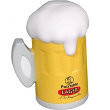 Beer Mug Stress Relievers