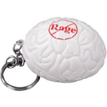 Brain Key Chains Stress Relievers