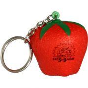 Strawberry Key Chain Stress Reliever