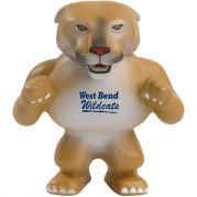 Wildcat?Cougar Mascot Stress Reliever