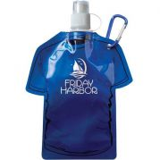 T-Shirt Shaped Collapsible Water Bottles