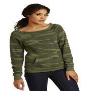 Alternative Ladies' Maniac Eco Fleece Sweatshirt