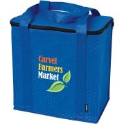 Koozie Zippered Insulated Grocery Tote