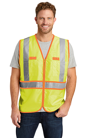 ANSI 107 Class 2 Dual-Color Safety Vest