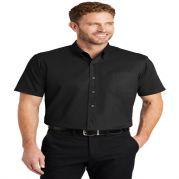 Mens Short Sleeve SuperPro Twill Shirt