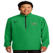 Nike Golf Mens Half-Zip Wind Shirt