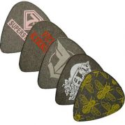 GrippX - Standard Black Guitar Pick