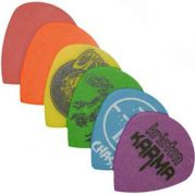 GrippX - Jumbo Jazz Colored Guitar Pick
