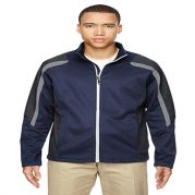 Strike Men's Color-Block Fleece Jacket