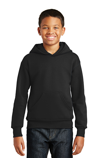 Hanes - Youth Comfortblend EcoSmart Pullover Hooded Sweatshirts
