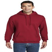 Hanes Ultimate Cotton - Pullover Hooded Sweatshirt