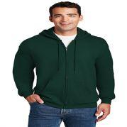 Hanes - Ultimate Cotton - Full-Zip Hooded Sweatshirt