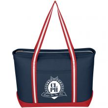 Large Cotton Canvas Admiral Totes