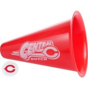 "8"" Megaphone with Imprinted Cap"