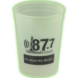 Glow In The Dark 12 oz. Stadium Cups