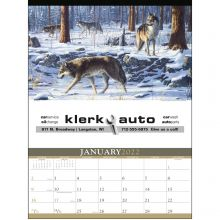 Wildlife Art by the Hautman Brothers Calendars