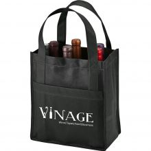 Toscana Six Bottles Non-Woven Wine Totes