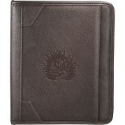 Oxford Zippered Tech Padfolio