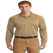 Cornerston Select Long Sleeve Snag-Proof Tactical Polo