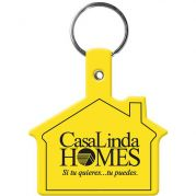 House Flexible Key-Tag
