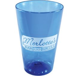16 oz. Plastic Pint Glasses