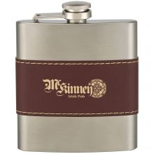6 Oz. McCoy Flask