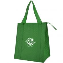 Dimples Non-Woven Coolers Tote Bags