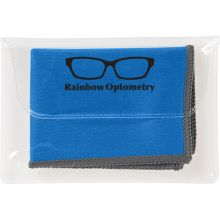 Dual Microfiber Cleaning Cloth in Cases