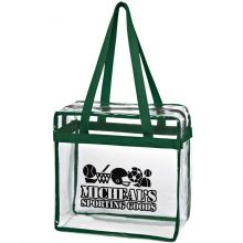 Clear Tote Bags With Zipper