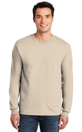 Gildan Adult Ultra Cotton Long Sleeve T-shirts